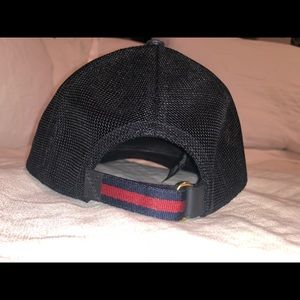 4b604e90 Gucci Accessories | Gg Supreme Angry Cat Trucker Hat Nwot | Poshmark